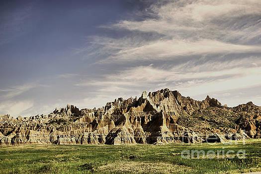 South Dakota badlands by Jeff Swan