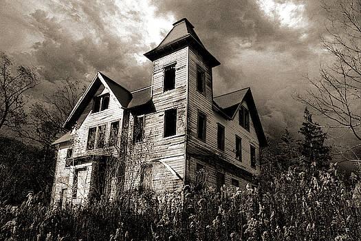 Bates Motel? by Tom Romeo