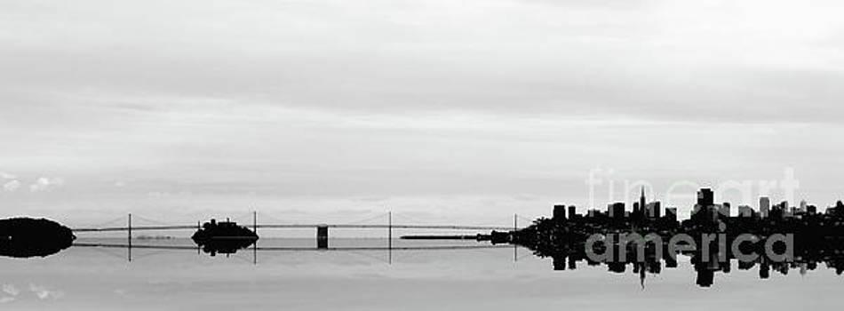 Bay Bridge San Francisco by Lynn Bolt