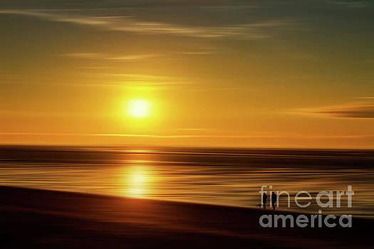 Beside a Silken Sea by John Edwards