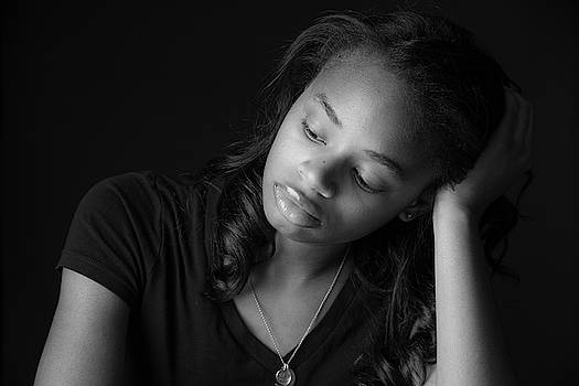 Black and White Portraits by Kenny Thomas