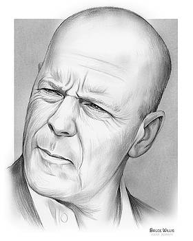 Greg Joens - Bruce Willis
