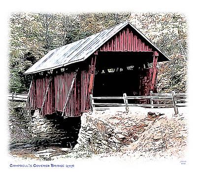 Greg Joens - Campbells Covered Bridge