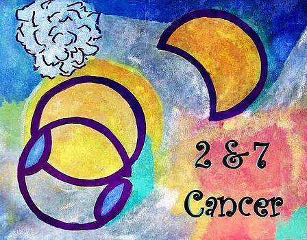 Cancer Sun Sign by Carol Stanley
