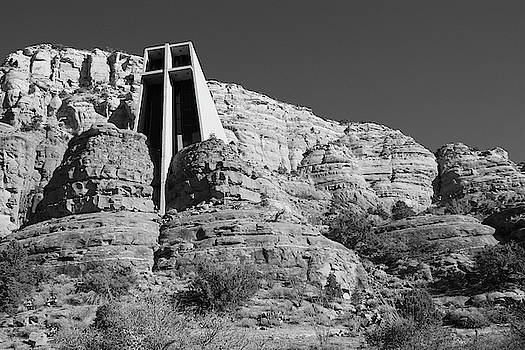 Chapel Of The Holy Cross - Sedona, Arizona by Deborah Kinisky