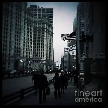 Frank J Casella - Chicago City Fog