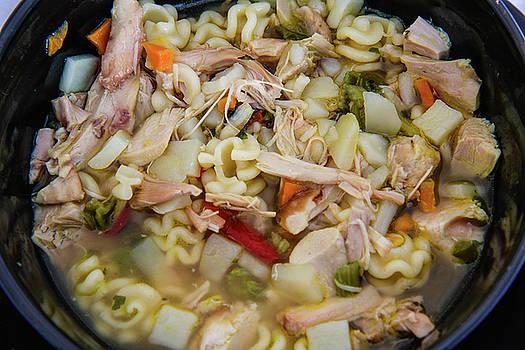 Chicken Noodle Soup by Robert Hebert