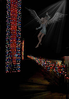 Christmas Angel by Rosalie Scanlon