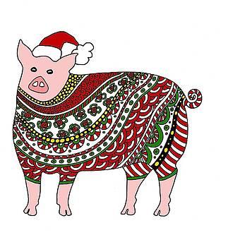 Christmas Pig by Sarah Rosedahl
