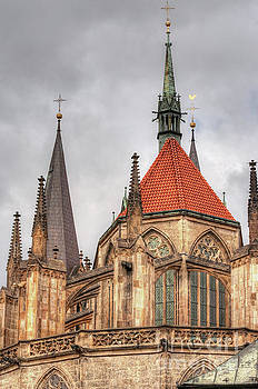 Church of Saint Bartholomew by Michal Boubin