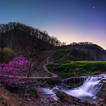 Conjunction at Steele Creek by Greg Booher