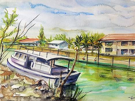 Coral Harbour  by Katerina Kovatcheva