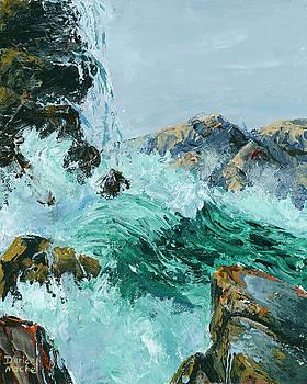 Darice Machel McGuire - Dancing With Waves