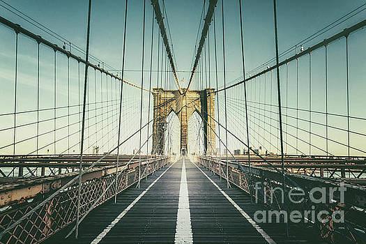 Cross The Bridge by Evelina Kremsdorf