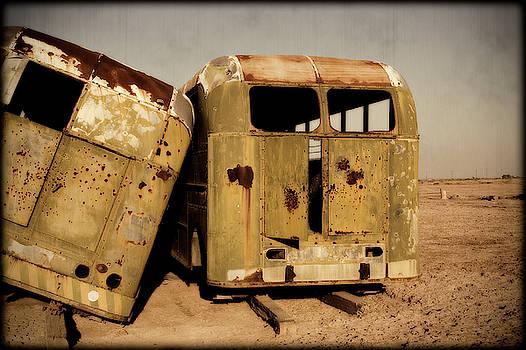Deserted by Cyndi Hardy