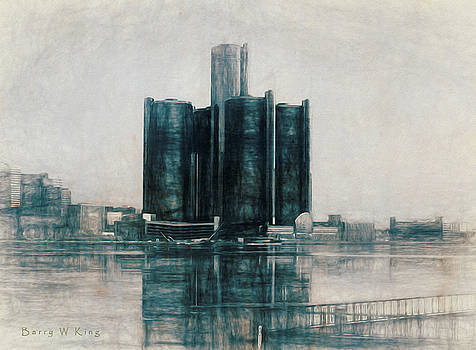 Detroit by Barry W King