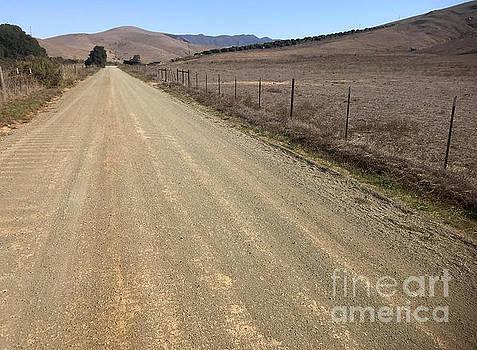 Dirt Road by Katherine Erickson