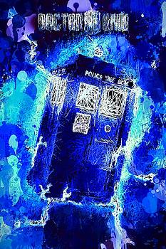 Doctor Who Tardis by Al Matra