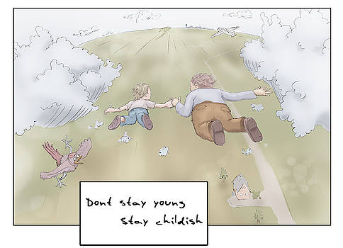 Dont Stay Young by Per Fenger-Krog