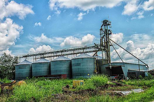 Down on the Farm by Robert Hebert