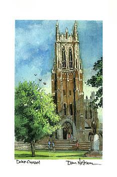 Duke Chapel by Dan Nelson