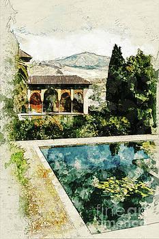 El Partal by John Edwards