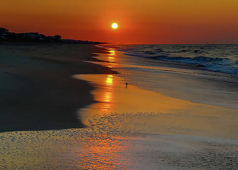 Emerald Isle, North Carolina by Mim White