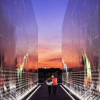Empty Sky Memorial by Zawhaus Photography