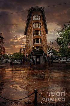 Europe Hotel by Jim Hatch