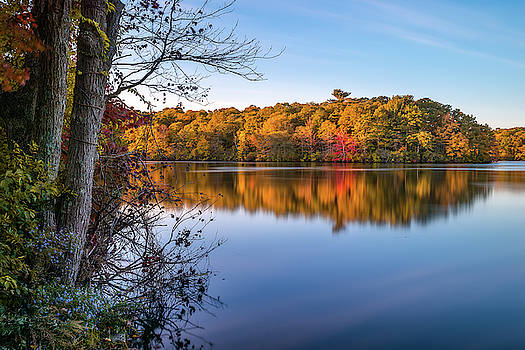 Fall Reflections by John Randazzo