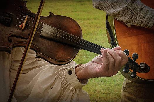 Fiddler by Guy Whiteley
