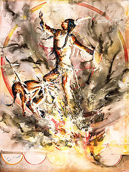 Fire Dance by Connie Williams