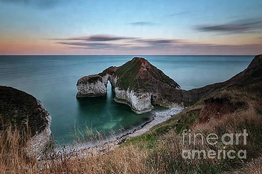 Mariusz Talarek - Flamborough Head Dinosaur Cliff