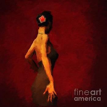 Flamenco by John Edwards