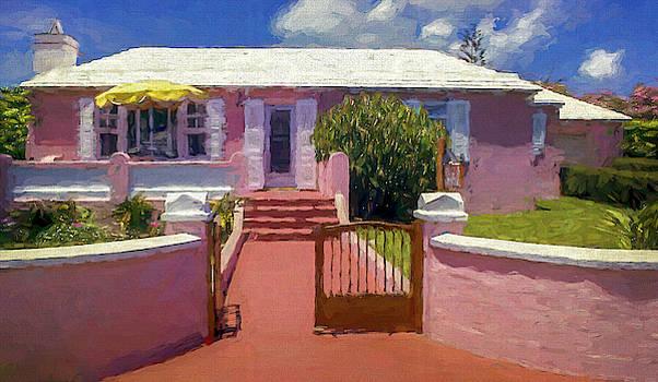Garden Cottage by Robert Meyerson