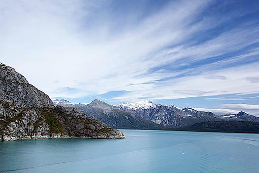 Blue Sky by Ramunas Bruzas