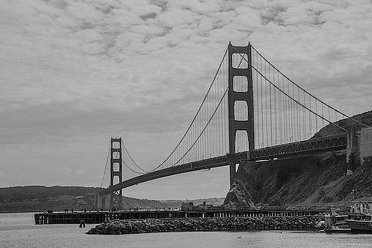 Golden Gate Bridge by Stuart Manning