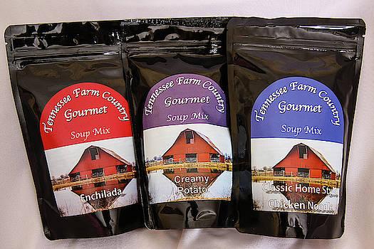 Gourmet Soups by Robert Hebert