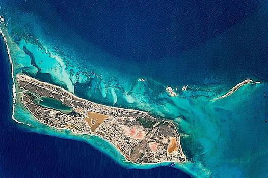 Grand Turk Island by Celestial Images