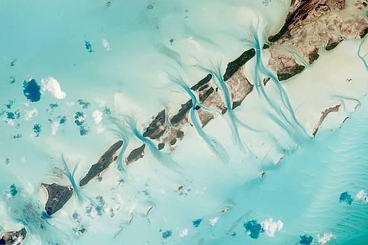 Great Exuma Island, Bahamas by Celestial Images