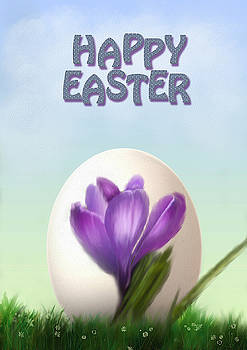 Happy Easter by Mary Timman