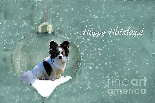 Happy Holidays by Janette Boyd