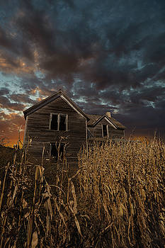 Haunted by Aaron J Groen