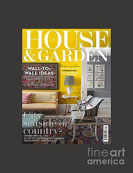House And Garden September by Sherry Harradence