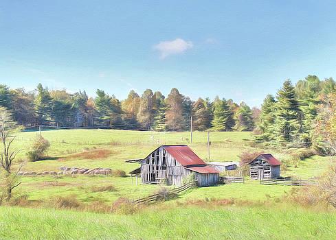 In the Hills of North Carolina by Sharon Batdorf