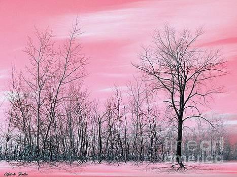 In the Pink by Elfriede Fulda