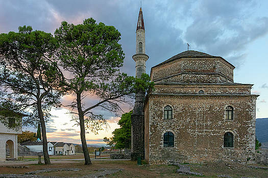 Ioannina, Fethiye Mosque by Nicholas V K