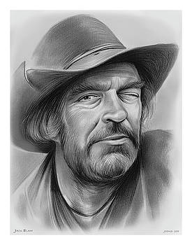 Jack Elam by Greg Joens