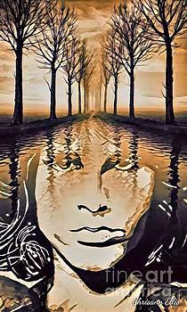 Riders on the storm   Jim Morrison  by Chrisann Ellis