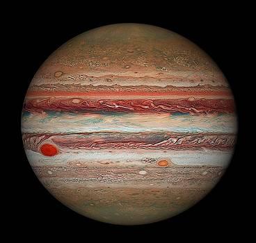 Jupiter by Celestial Images